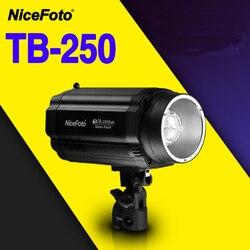 NiceFoto TB-250B 250W  Studio Flash fast recycling time TB 250B Studio profession photography studio light lamp touch button