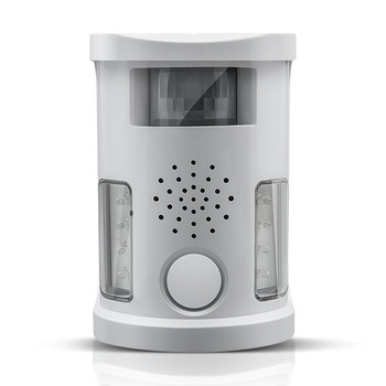 Free shipping aosion HOT Selling Multifunctional eletronic Dog cat bird repeller repellent PIR sensors ultrasound alarm flashing 2