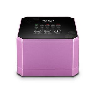 Image 4 - Nobico Negatieve Ionen Generator Luchtreiniger Voor Thuis Met True HEPA Filter Desktop Mini Air Ionisator Compact Air Cleaner voor thuis