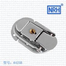 Beautiful Health Button Box Alloy Box Lock Button Hang Bag Buckles Buckles Box 6425B