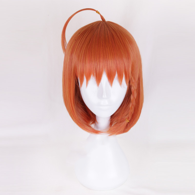 Anime LoveLive Sunshine Takami Chika Wig Love Live Aqours Heat Resistant Synthetic Hair Halloween Party Cosplay Costume Wigs