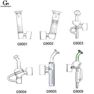 Image 1 - Greenlightvapes G9 bocchino vetro filtro acqua tubo gorgogliatore adattatore adattatore per 510 Nail / Henail Plus / TC Port