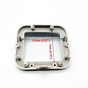 Image 5 - Внешний корпус для камеры видеонаблюдения 275x109x93 мм, алюминиевый серый защитный чехол