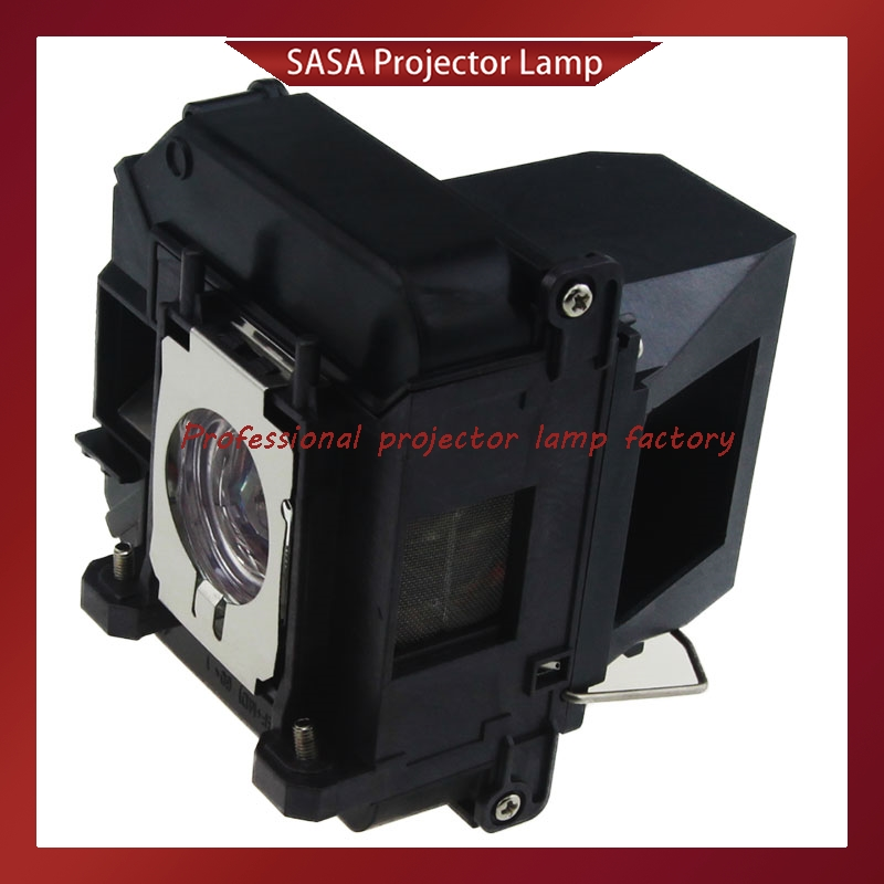 Projector lamp with housing ELPLP61/V13H010L61 for Epson EB-C2050WN EB-915W EB-925 EB-430 EB-435W aliexpress hot sell elplp76 v13h010l76 projector lamp with housing eb g6350 eb g6450wu eb g6550wu eb g6650wu eb g6750 etc