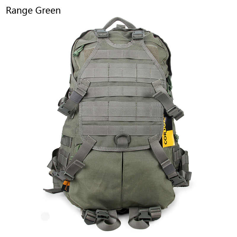 E.T Dragon Backpack 42L High Quality 1000D Bag Multi-function MOLLE Nylon Bag Waterproof Hunting Bag For Outdoor Sport PP5-0010