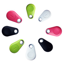 Smart Bluetooth Tracker GPS Locator Tag Alarm Anti lost Device For Mobile Child Bag Wallet Key