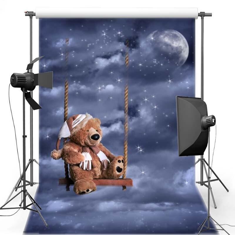 7a92628db147c الغيوم mehofoto الظلام الفينيل التصوير خلفية النسيج الفانيلا ليلة سكاي الدب  لعبة جديدة خلفية للصور الاستوديو 2719