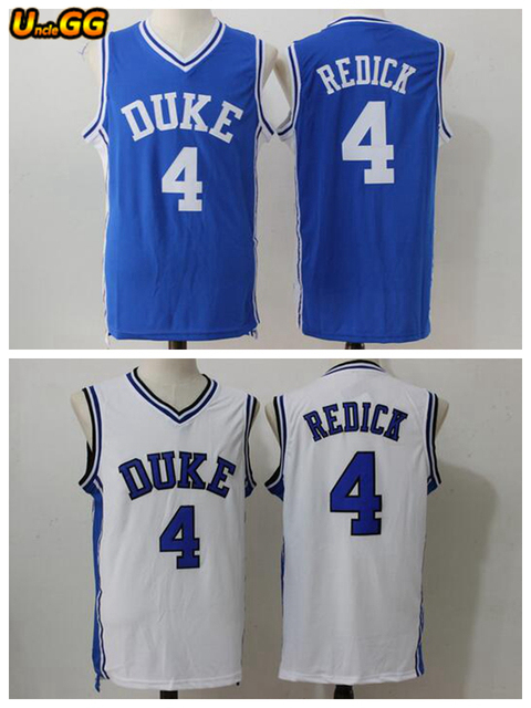 4ecf28e07c1e Uncle GG JJ Redick Jersey Cheap Duke Blue Devils Basketball Jerseys 4  J.J.  Throwback Jersey Mens Stitched Basketball Jersey