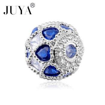 Cuentas de cristal para joyería y accesorios 5 piezas al por mayor...