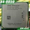 AMD Phenom X4 9850 CPU Процессор Quad-CORE (2.5 ГГц/2 М/125 Вт/2000 ГГц) Socket am2 + бесплатная доставка 940 pin, есть, продать 9950