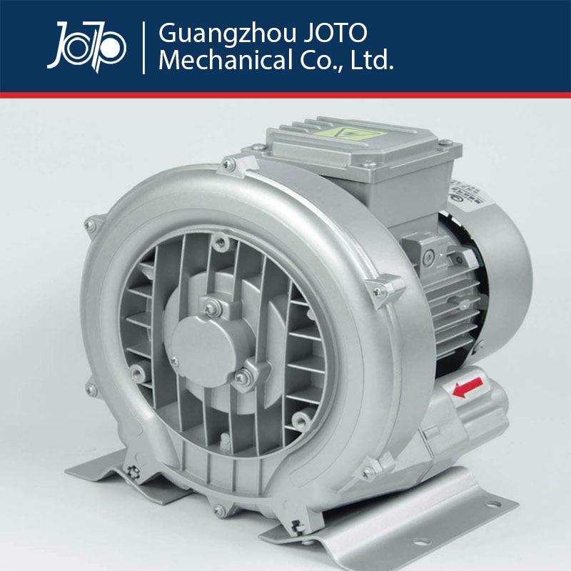 High pressure air blower whirlpool HG-2200S 2.2kw 380V 220m3/h aerator On Aquarium jqt1500c 1 5kw high pressure air blower ring blower