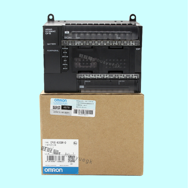 CP1E N20DR D CP1E N30DR D CP1E N40DR D CP1E N60DR D オムロン PLC 100% オリジナル · 新