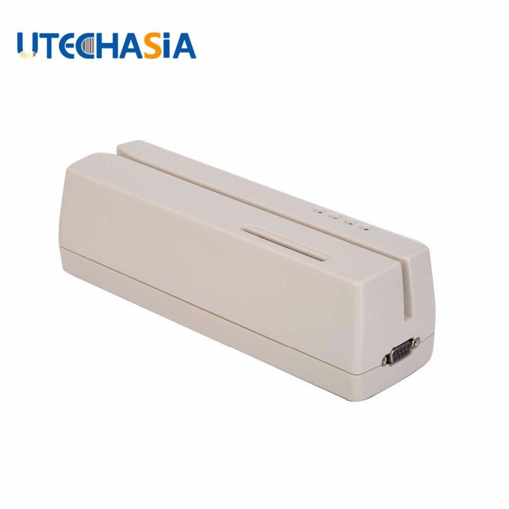 MCR200 Magnétique À Puce EMV IC Puce Bande Lecteur de Carte/Écrivain Avec SDK Pour Lo & Co Salut Piste 1, 2 & 3