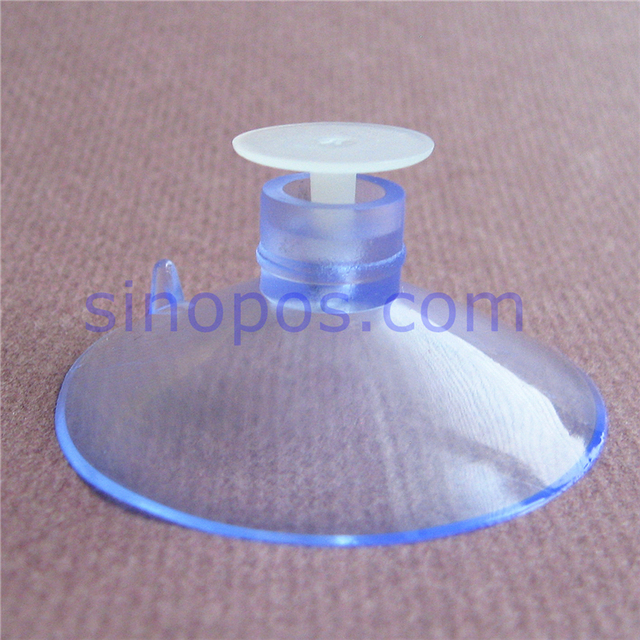 Suction Cup With Thumb Tack, window glass wall mount shelf rack ...
