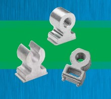 RAS-632-10-8  Type RAS-steel threaded right angle fastener,PEM standard,in stock, made in China,kirsite,finish Dacromet