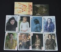 2types Game Of Thrones Poker Set Playing Card Stage Photo Song Of Fire And Ice Playing