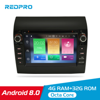 4GRAM Android 9.0 Car DVD Player For Fiat Ducato CITROEN Jumper PEUGEOT Boxer GPS Autoradio Stereo Multimedia Octa Core headunit
