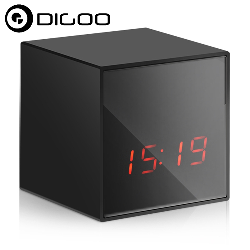 Digoo DG-UHC Wireless USB Build in Wi-Fi Chip HD Smart Security Camera 720P 3.6mm Onvif Alarm Night Vision Clock Video Recorder