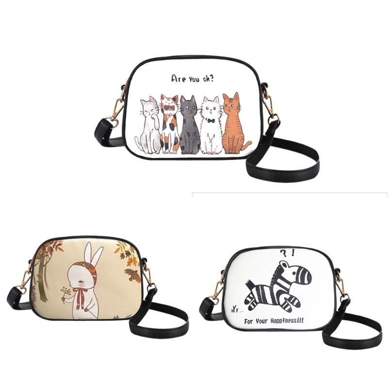 Are You OK ? Leather Cat Bag