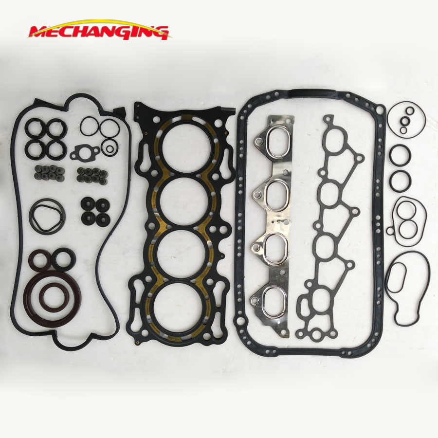 F20A3 For HONDA ACCORD 16V SOHC PRELUDE III Engine Parts Auto Parts Overhaul Package Engine Gasket 06110-PT5-020 50142300