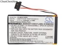 Cameron Sino 1150 mah Bateria E4MT191323H12 para Mitac Mio C320, C320B, C323, C520, C520t, c620, C620T, C700, C720, C800, C810