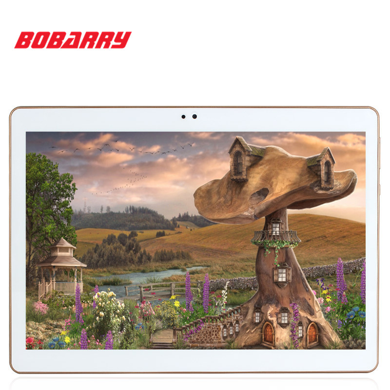 BOBARRY 10 1 inch Tablet PC Octa Core 4GB RAM 64GB ROM 1280 800 Dual Cameras