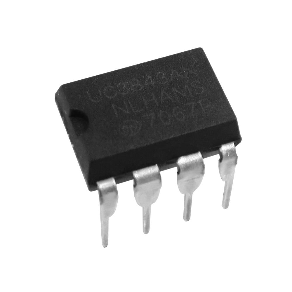 10PCS UC3843AN UC3843 ON 3843 DIP-8 PWM Controller IC
