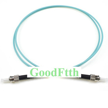Fiber Optik Yama Kablosu Jumper ST ST Çok Modlu OM3 Simplex GoodFtth 20 100 m