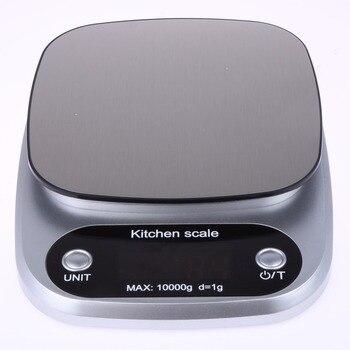 Mini Digital Skala Pembobotan Elektronik LCD Display Rumah Tangga Pembobotan Skala Alat G/Oz/CT/GN Presisi