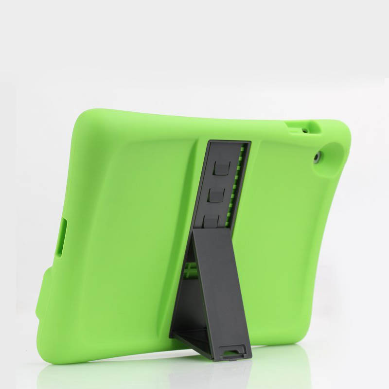 pen+ Soft Rubber Case For iPad 2 3 4 Gel Case Skin Shell Protective Back Cover For Apple iPad 4 ipad 3 ipad 2