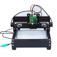 15W Laser 15000MW Diy Laser Engraving Machine 14 20cm Metal Engraver Laser Marking Machine