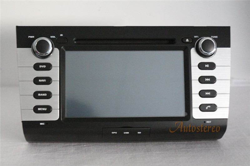 7 Inch Android 7.1 RAM 2G Car DVD GPS SAT NAV HD 1024*600 for SUZUKI SWIFT 2004-2010 Stereo Unit