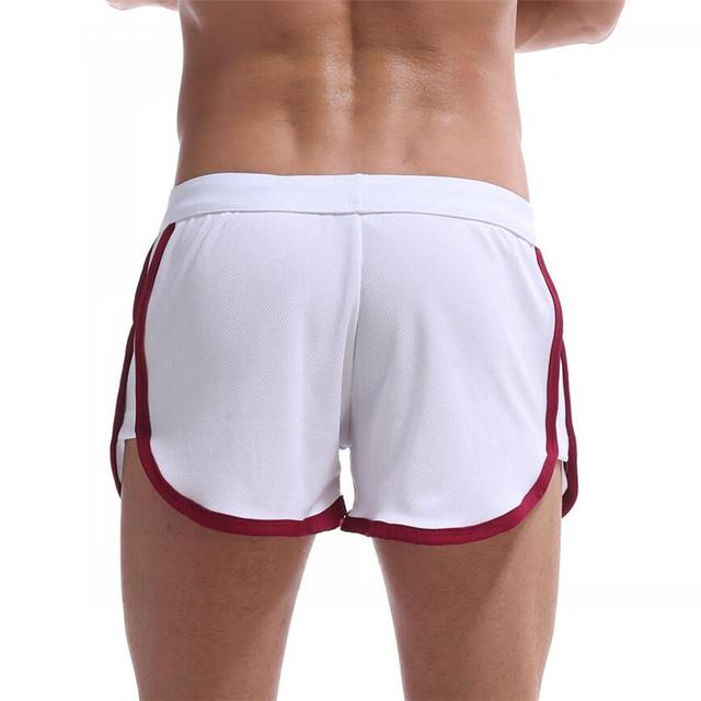 Factory direct summer men's polyester sporting shorts Gyms men bags Homme Short Masculino Bermudas Masculina De Marca