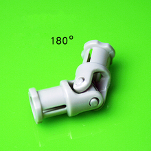 20Pcs/Lot Technic Parts Universal Joint 3L [Complete Assembly] EV3 1x3 Brick block parts DIY Toys Compatible with 62520