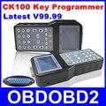 Mais novo CK100 Programador Chave CK-100 Adicionar Mais Modelos de Carro Chave Pro fabricante do Transponder Nenhum Tokens Melhor Do Que Silca SBB CK 100 V99.99