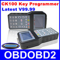 Newest CK100 Key Programmer Add More Car Models CK-100 Key Pro Maker Transponder CK 100 V99.99 No Tokens Better Than Silca SBB