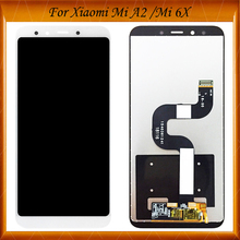 5.99 New For Xiaomi Mi A2 / 6X M1804D2SE Mi6X Full LCD DIsplay + Touch Screen Digitizer Assembly MIA2