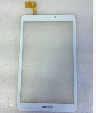 For Archos 80b Helium Tablet Touch Screen 8 inch PC Touch Panel Digitizer Glass MID Sensor Free Shipping for navon platinum 10 3g tablet capacitive touch screen 10 1 inch pc touch panel digitizer glass mid sensor free shipping