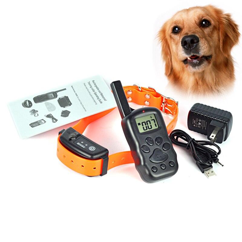 Adjustable 100LV <font><b>Level</b></font> 300meter <font><b>Electric</b></font> <font><b>Shock</b></font> <font><b>Vibra</b></font> <font><b>LCD</b></font> Display Remote Control for 3 <font><b>Pet</b></font> Dog Fence System Training Collar