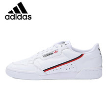 Official Adidas Brand Original Continental 80 Rascal Skateboarding Shoes Sneakers Sports Breathable Hard-Wearing Light B41672(China)