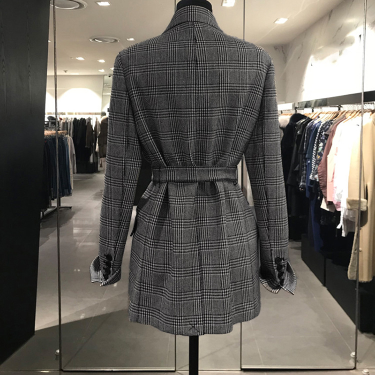 New Korean Women Retro-Golden Children Small Suit Women Lace Suit Spring Garment 2019 Jacket Women Blazers And Jackets