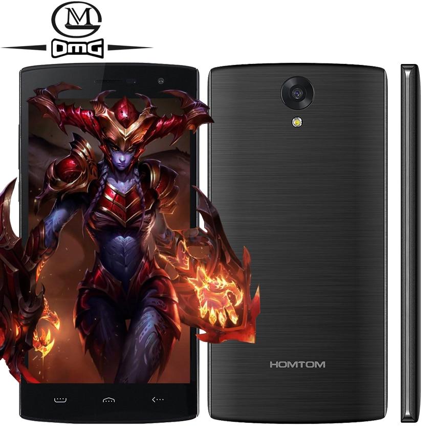 HOMTOM HT7 Pro MTK6735 Quad Core Smartphone 5 5 inch Android 5 1 4G FDD LTE