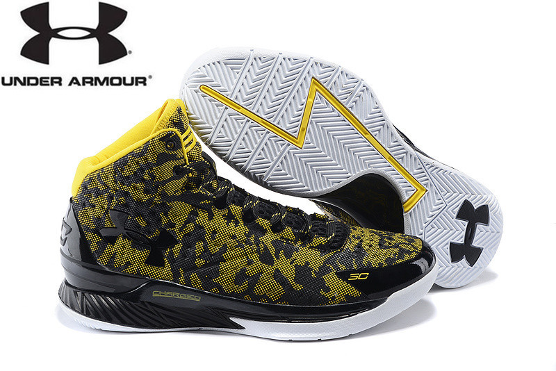 6560881bb30 Hot Sale Under Armour Curry V1 Basketball Shoes