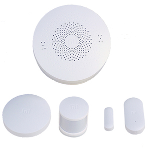 Image 5 - 2017 Original Xiaomi Smart Home Kit Automatische Sicherheits System Tor weg Drahtlose Wechseln Menschlichen Körper Sensor Und Tür Fenster Sensor