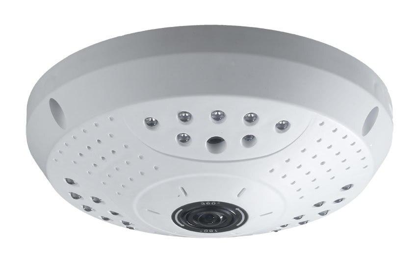 Outdoor 1.3 Megapixel Fisheye Beveiligingscamera 1.3MP Netwerkcamera - Veiligheid en beveiliging