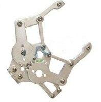 מתכת תפס זרוע רובוטית רובוט אביזרי רובוט טפרים מכאניים לarduino תואם עם MG995