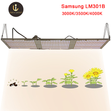 led grow light quantum board Samsung LM301B LED Full spectrum 120w 240w 320w samsung 3500K 660nm,Veg/Bloom state Meanwell driver