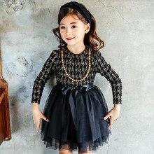 ca31aa72998af Filles Automne Hiver Robe Pour Les Filles De Noël Poule Filles Princesse  Robes Enfants Vêtements Costume
