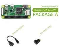 Raspberry Pi Zero WH Package A  Basic Development Kit
