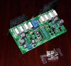 Image 5 - Double AC18 34V L28 amplifier board Mono 350W A1930 C5171 amplifier board after the class audio amplifier board 20 20KHZ